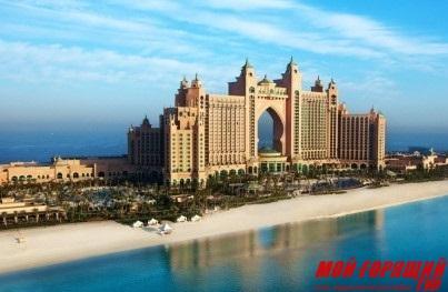 туры зимой в ОАЭ