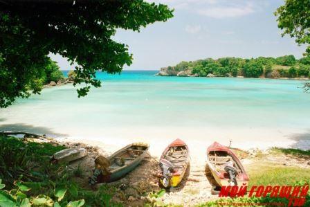 туры зимой в страны Карибского бассейна